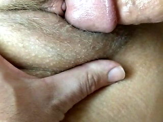 Clit play with small Orgasms