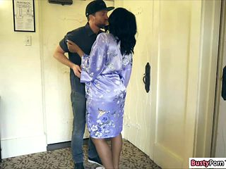 Ebony Maserati Sneaking Into Her Neighbors House For Sex