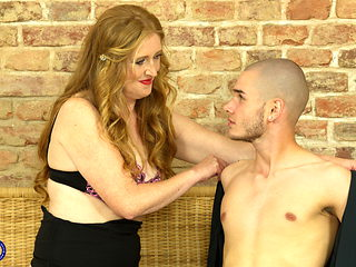 Mother son taboo home sex