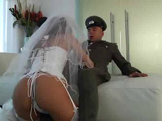 Youthful Latin Babe Bride One Final Fuck