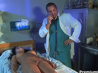 Eva Angelina Doctor Pervert