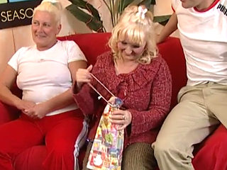 Granny Marianne Fucked Hard