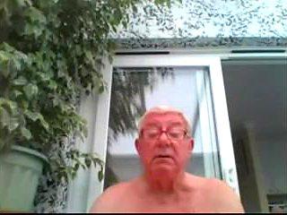 englisch old man