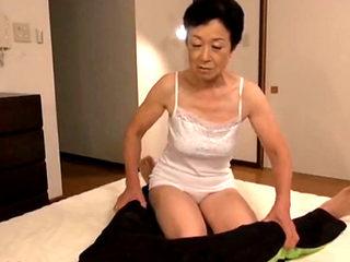 78 Yrs Asian Grandma Tahara Nobue Fucked