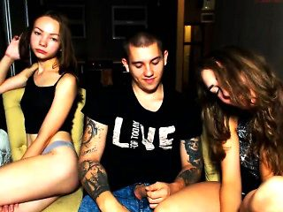 Amateur Video AmateurMmf Threesome Webcam