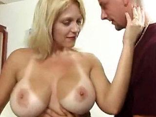 Blonde Milf With Big Boobs