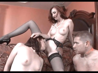 Mistress & Slaves (Recolored)