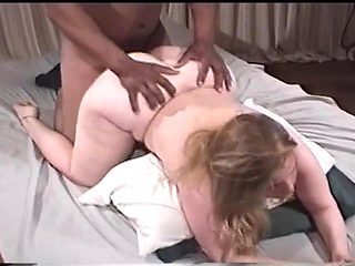Big Ass BBW Fucked by BBC