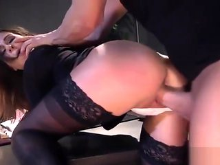 Abused and dominated secretary