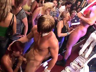 Best pornstar in crazy group sex, big tits xxx scene