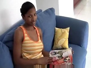 Dominican Aracelia Home Made Sex Tape