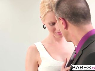 Babes - Office Obsession - Rico Simmons and Lynna Nilsson -