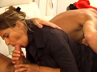sexy french mature double penetration by two boys
