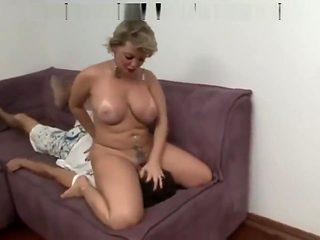 Step Mom Punished Her Stupid Step Son