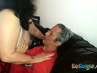 Hot mature wife getting used Pt 3