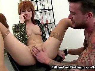 Amazing pornstar Lucy Bell in Hottest Redhead, Hardcore porn clip