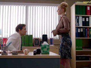 Betty Gilpin Nude Scene In Nurse Jackie ScandalPlanet.Com