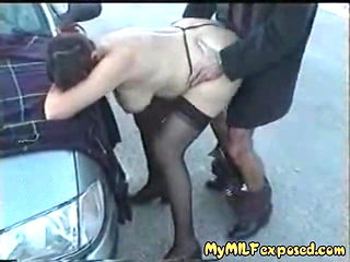 My MILF Exposed wifes love public and outdoor threesomes