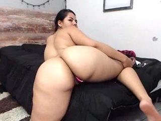 Huge sexy latina ass
