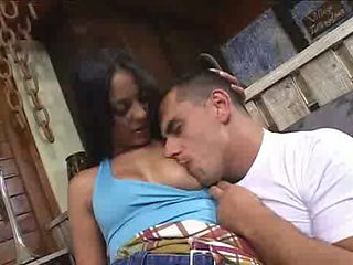 Maid Fucked in the Ass