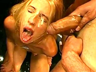 Cum covered fucking compilation 30