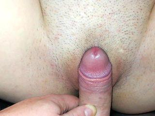 Freundin bis zum Orgasmus gefickt Teil 2