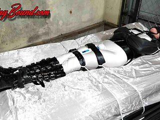 Raquel Roper.. Spandex Pleasure Prisoner