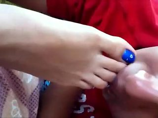 Fabulous amateur Fetish, Foot Fetish adult movie
