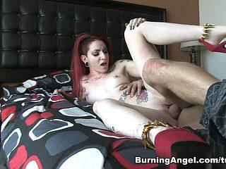 Amazing pornstar Sheena Rose in Exotic Emo, Blowjob xxx clip