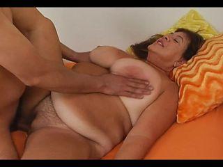 Saggy Tits Grandma