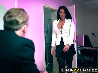 Brazzers - Big Tits at Work -  Take Your Teen To Work Day sc