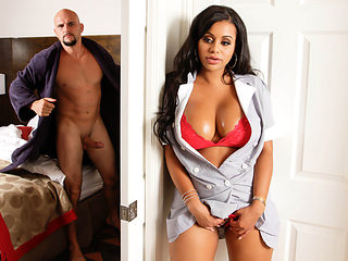 Mary Jean & Jmac in Mary The Hot Maid - 8thStreetLatinas