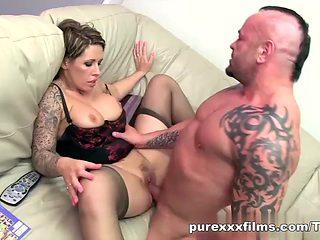 Amazing pornstar in Exotic Blowjob, Blonde adult video