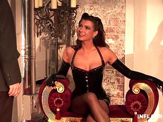 Extreme German Milf Dominatrix