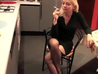 Crazy amateur shemale scene with Stockings scenes
