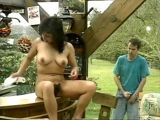 Horny Neighbor Seduces A Big Cock Stud