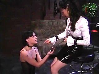 Incredible pornstars Jezebelle Bond and Natasha Sweet in hottest femdom, spanking xxx scene
