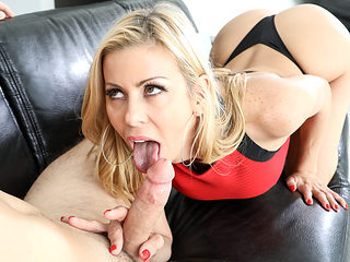Codey Steel in Alexis Fawx - MommyBlowsBest