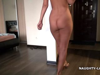 Left home nude