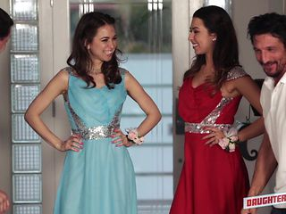 daughter swapping after prom night