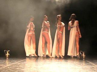 Burlesque Strip SHOW 403 Beautiful