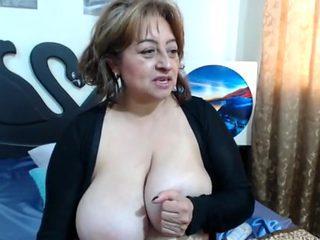 Sweet fat mom