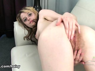Violet in Hairy Fun Movie - ATKHairy