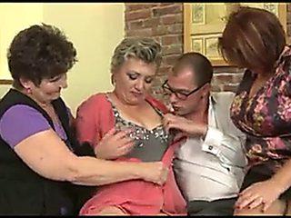 3 Grannies Vs Mr Mccock