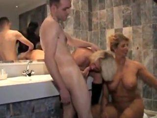 dutch blond foursome