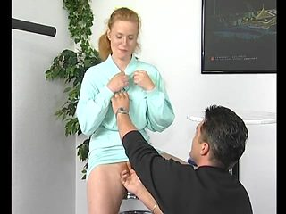 Hairy German Redhead  Casting