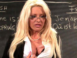 Brazzers - Big Tits at School - No Cock Left