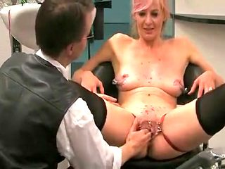 Fabulous amateur MILFs, Fetish sex video