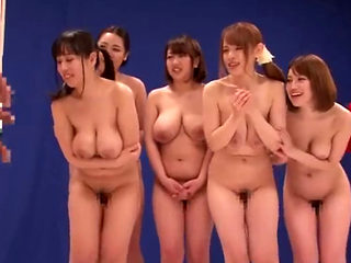 Crazy Japanese Sex Game Show