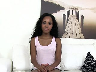 Ebony amateur interracial casting sex pov